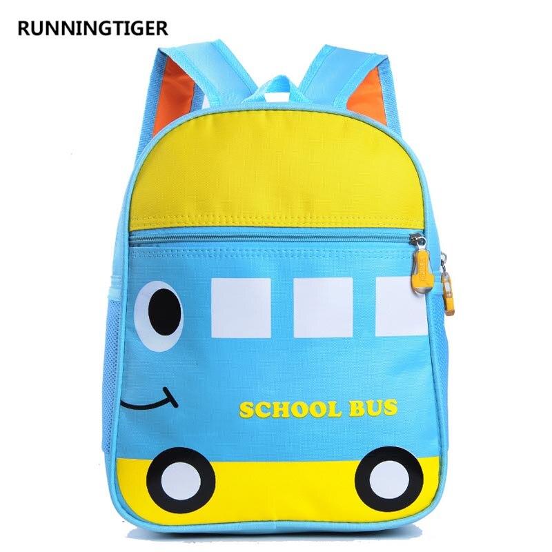 2018 cute cartoon animal frog school bags for girl boys children backpack kids kindergarten bus bag mochila escolar for age 2-5