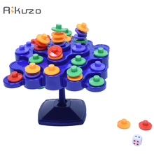 Rikuzo Balance Topple Breites Spielset - Funny Multiplayer und Parent-Child Tolles Familienspiel, lass uns jetzt zusammen spielen!
