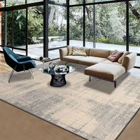 Nordic Luxury Carpet Livingroom Home Decorative Carpet Bedroom Sofa Coffee Table Rug Office Polypropylene Floor Mat Study Rugs
