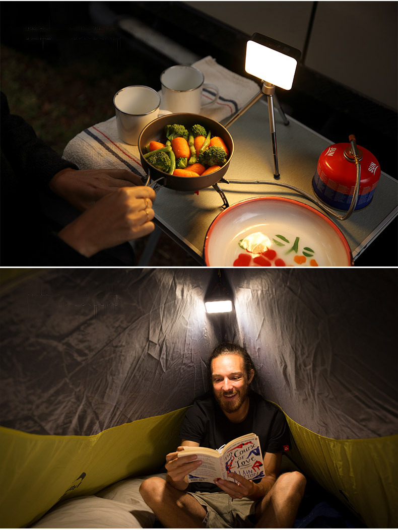 Naturehike led luz barraca de acampamento lâmpada