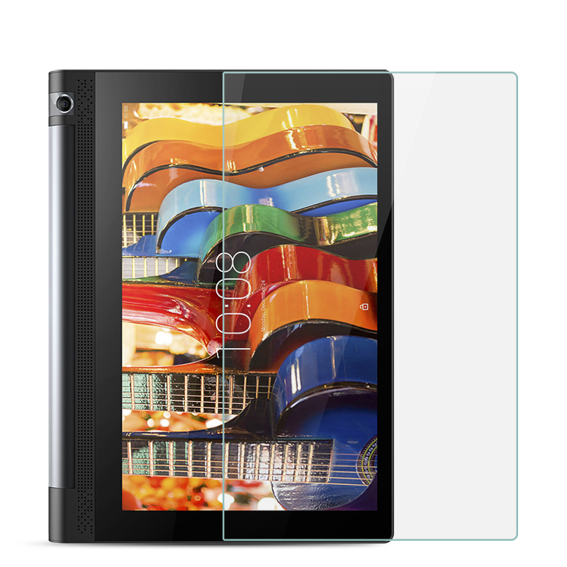 Tempered Glass Film Cases For Lenovo Yoga Tab 3 10 X50L X50F Case For Lenovo Yoga Tablet 3 10.1 Inch X50M 9H Toughened Glass
