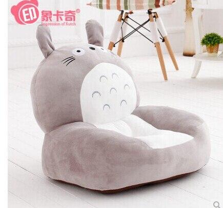 Environ 50x45 cm totoro chat enfants canapé tatami peluche doux canapé siège coussin poupée cadeau d'anniversaire t8500