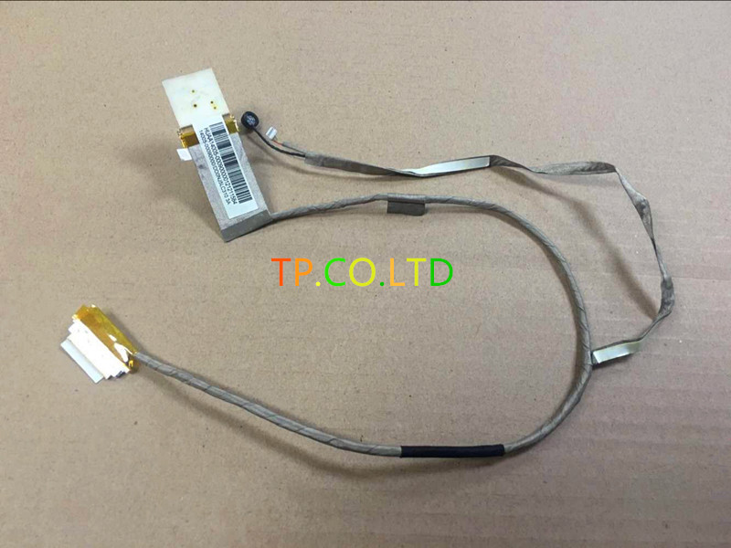 New Notebook LED LCD Screen LVDS VIDEO FLEX Ribbon Connector Cable For Asus N55 N55S N55SF N55SL N55U NJ5 DD0NJ5LC310 hot