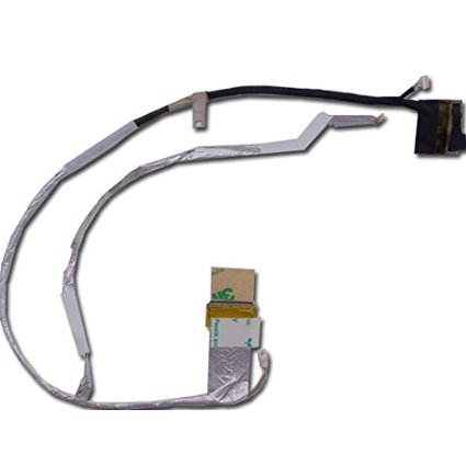 NEW laptop LCD Cable For HP PAVILION DV7 DV7-6000 DV7-6100 DV7-6C00 17.3 Ribbon Cable 50.4RN10.022 new original laptop replacement lcd cable for hp pavilion dv6 6000 dv6 6100 dv6 6200 dv6z 6100 b2995050g00013 lcd lvds cable