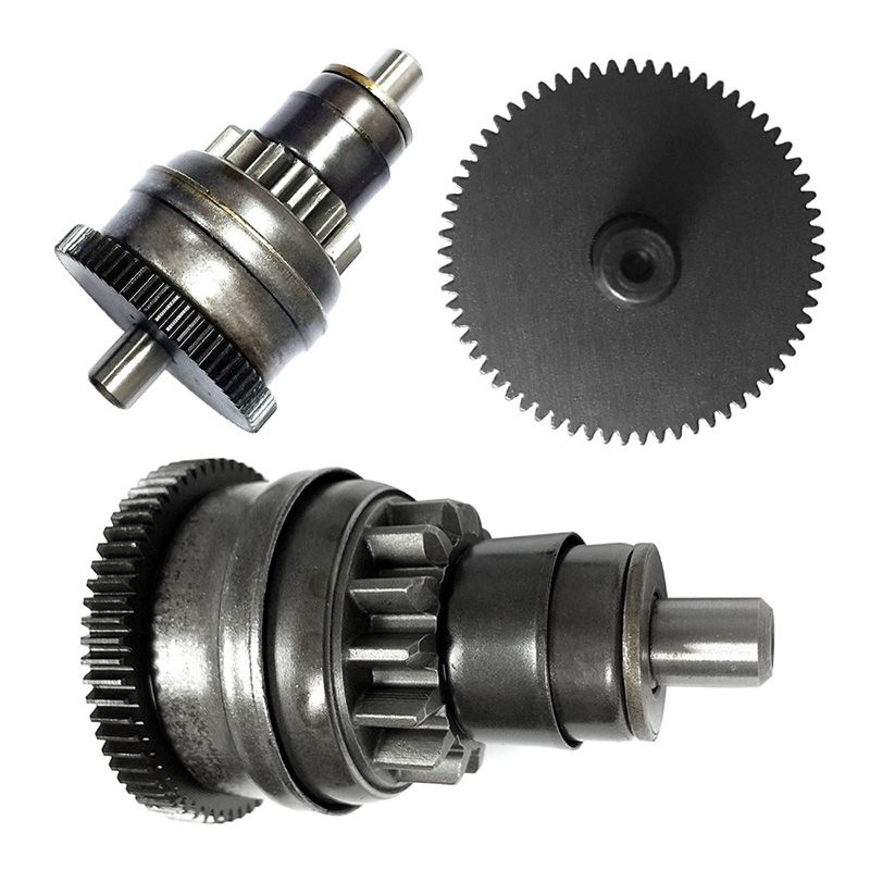 2019 Motor Starter Clutch Gear For Bendix GY6 4 Stroke 50-80 CC Scooter TAOTAO BAJA CSL88