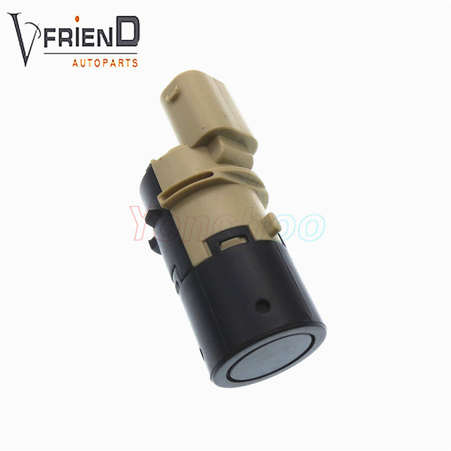 Car Park Radar Sensor PSA 9653139777 PSA9653139777 PDC Parking Ultrasonic Sensor For Peugeot Citroen Renault 307 308 SW CC
