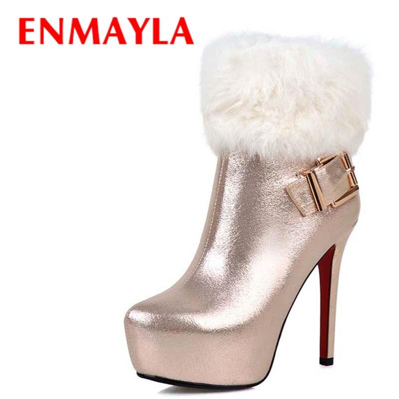 Online Get Cheap Silver High Heel Boots -Aliexpress.com | Alibaba ...