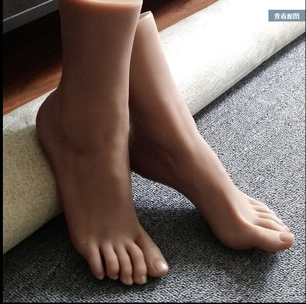 Newest Silicone Girls Ballerina Dancer Gymnast Foot Feet -2315
