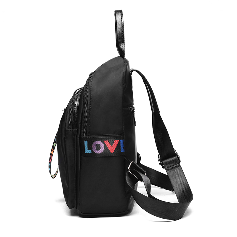 51e93e835bfe 2018 Women Backpack New Best Travel Backpack Student School Bag Canvas  Backpack Female Girl Mochila bagpack laptop bag MingDu-in Backpacks from  Luggage ...