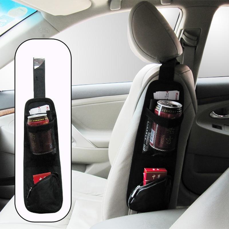 עיצוב חדש מושב אחסון שקית טלפון תיק רכב במקרה שקית בצד כיס בצד כיס אחסון צד 3 לבחירה freeshipping