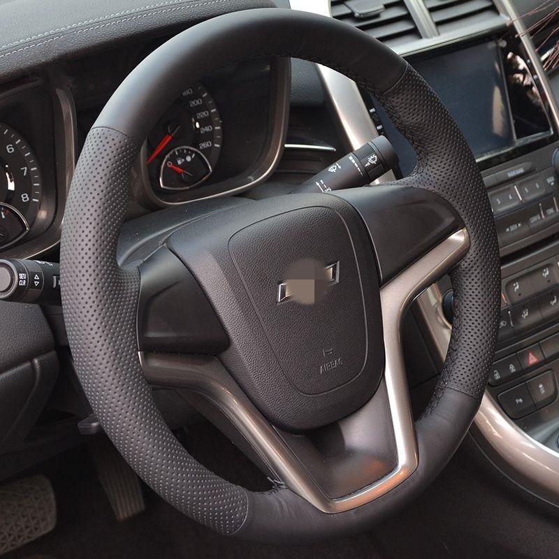 Parlaq buğda Chevrolet Malibu 2011-2014 üçün Əl ilə - Avtomobil daxili aksesuarları - Fotoqrafiya 2
