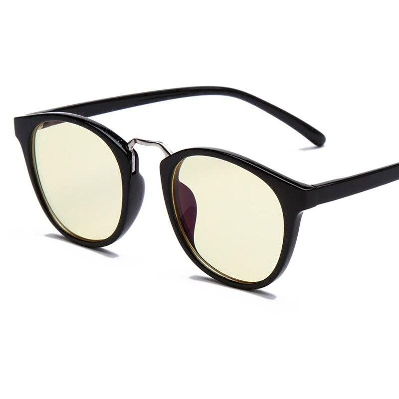 a13c28ad39306 2016 tr90 antideslumbrante azul rayos ojo Gafas lente resistente a los  arañazos para hombres mujeres espectáculo ordenador Gafas oculos de grau