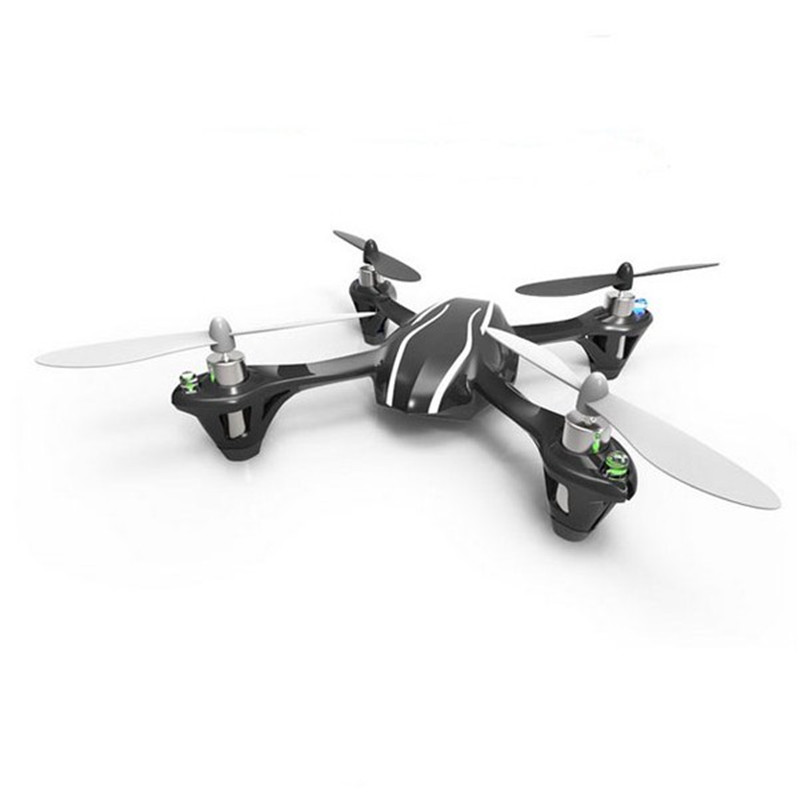 NewNew Version Upgraded Hubsan X4 V2 H107L 2.4G 4CH RC Quadcopter RTF 2 x 7mm hollow cup motor for hubsan h107l upgraded version