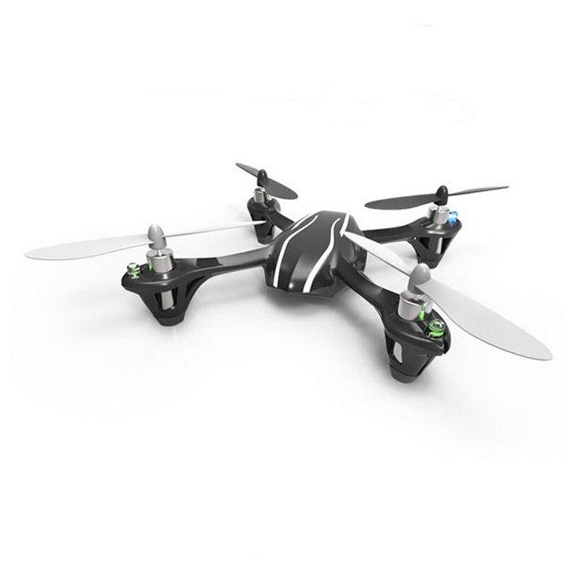 Nova Versão Atualizada Hubsan X4 V2 H107L 2.4G 4CH RC Quadcopter RTF FPV Drone Bom DIY Brinquedos de Corrida