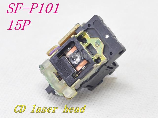 SF-P101 15P / SFP101 15P/ SF-P101(15PIN)  CD Optical pickup SFP101 / SFP-101 15p  for CD/VCD player laser lens