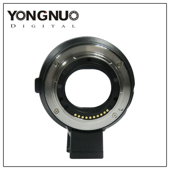 HOTSALE YONGNUO EF-E Smart Adapter Auto-focus Mount Lens Adapter EF-NEX Adapter Ring for Canon EF to Sony NEX E Mount Camera EFE mcolpus auto mount adapter ef nex for canon eos ef mount lens to sony nex series e mount camera with 1 4 tripod socket