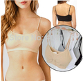 lady casual Convertible Straps Sexy Bras Crop Tops removable Pads young girl soft comfortable lace bras