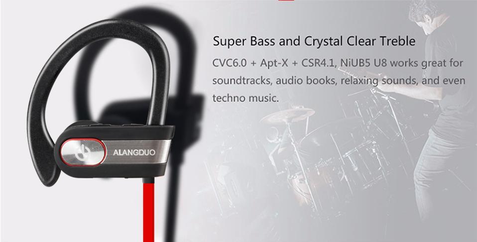 ALANGDUO G7 Earphene PK Xiaomi earphone (5)