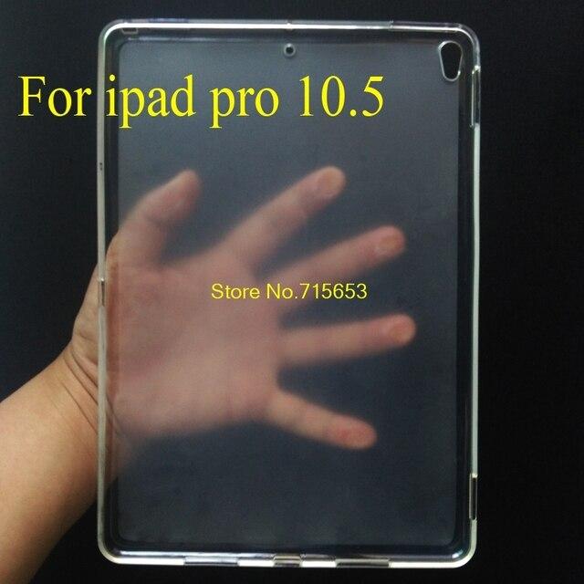 super popular 26220 349e8 US $6.99 |Semi transparent Clear case for Apple iPad Pro 10.5
