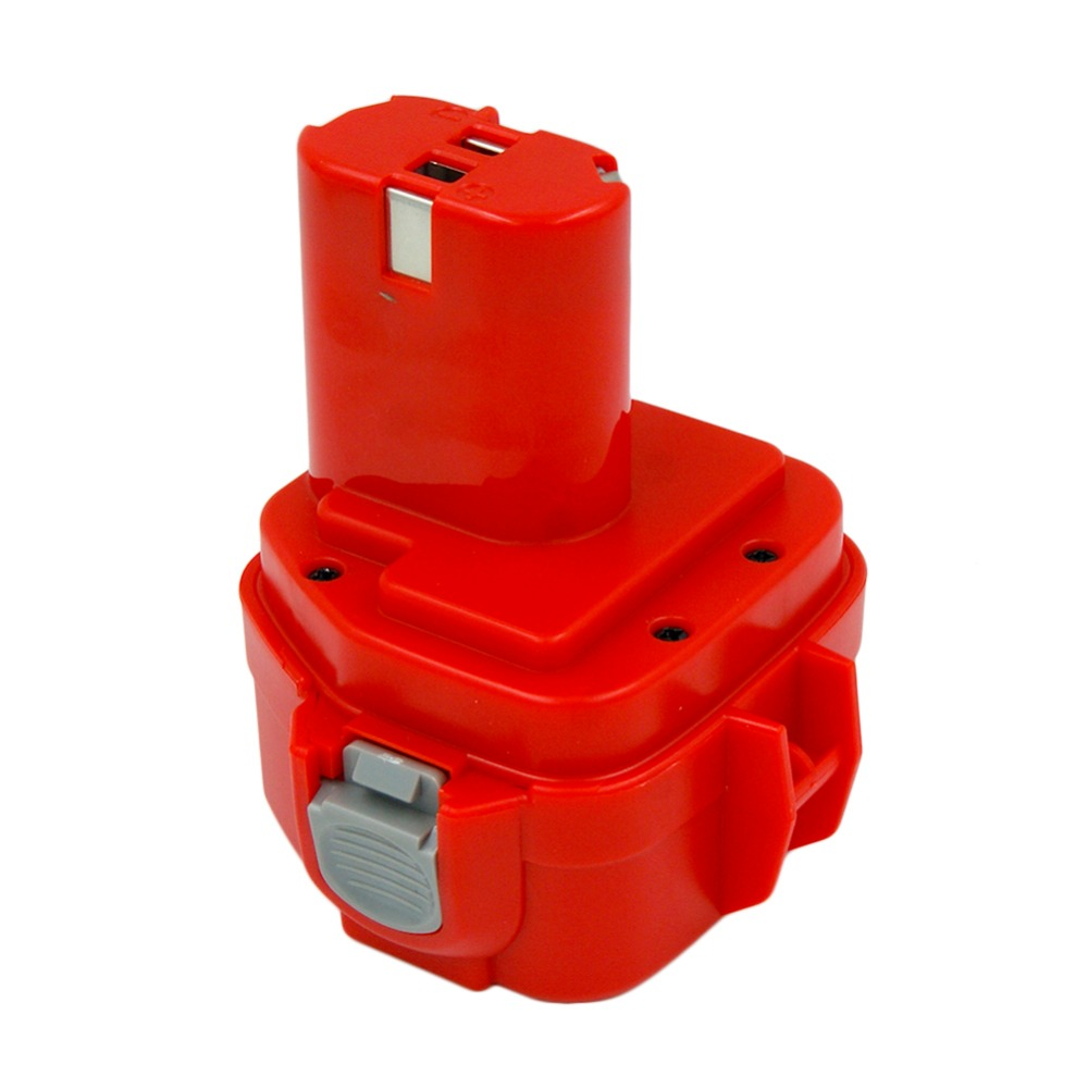 Replacement Rechargeable Battery 2000mah Ni-CD For Makita 12V Battery Of Screwdriver PA12 1220 1222 1235 Power Tools 6227D 6271D