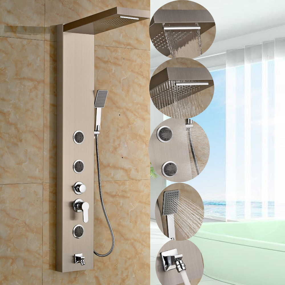 Online get cheap con idromassaggio doccia  aliexpress.com ...