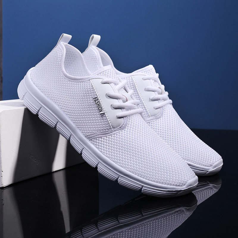 summer men sneakers fashion air mesh breathable casual shoes light weight man moccasins comfortable korean cheap male footwear (18)