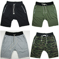 Hot Sale Men's Summer Fashion Shorts Casual Outdoors Joggers Elastic Waist Trousers Sweatpants Shorts camouflage camo