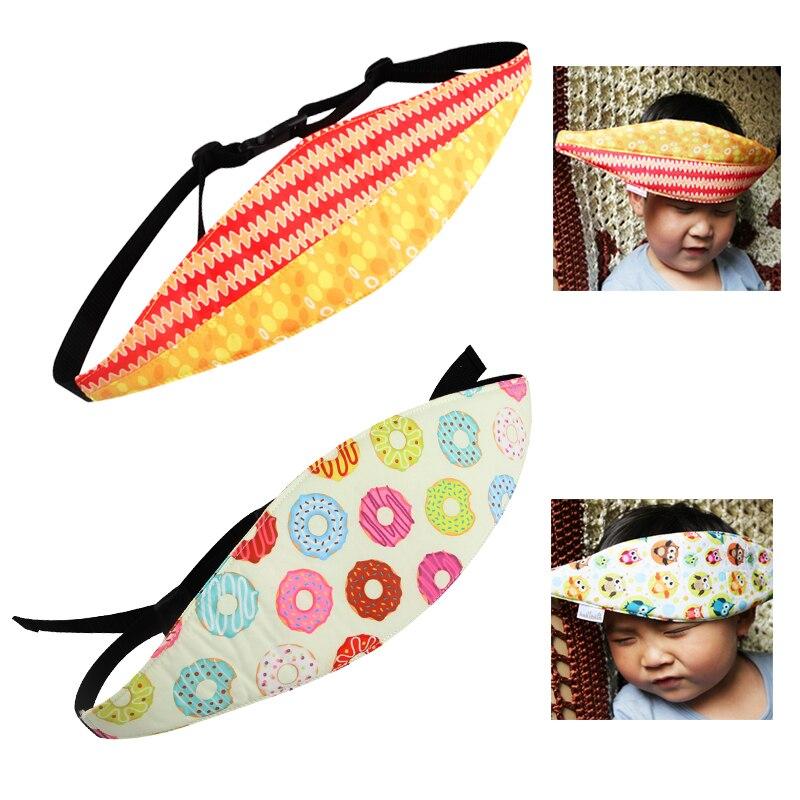 Pudcoco Infant Baby Car Seat Head Support Children Belt Fastening Belt Adjustable Playpens Sleep Positioner Baby Saftey Pillows