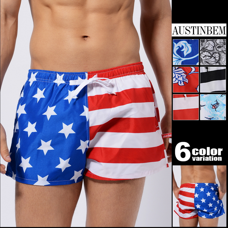 Wholesale new men's   board     shorts   beach   shorts   surfing bermudas masculina de marca men boardshorts surf 30405