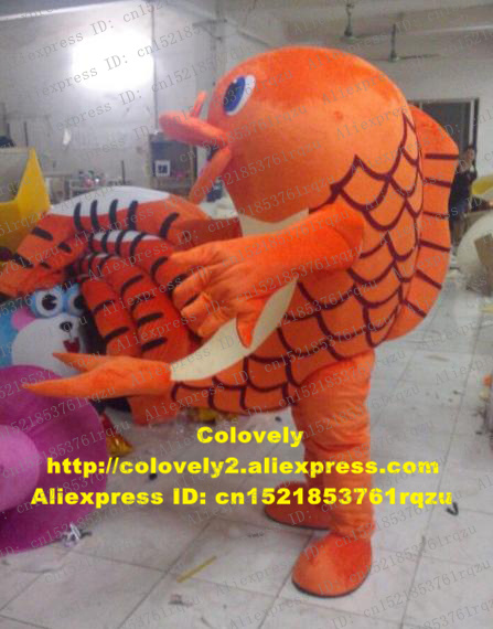 Mascot Lively White Fancy Carp Koi Qoi Fish Coi Japanese Carp Mascot Costume Cartoon Character Mascotte Golden Hat Big Tail Zz1714 Fs Costumes & Accessories
