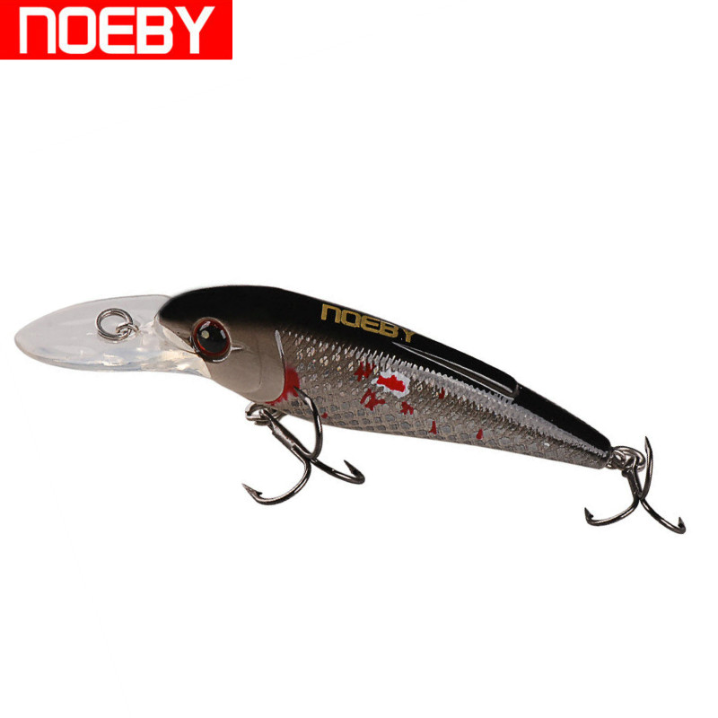 NOEBY 5cm/3.9g 6.5cm/8.8g Minnow Fishing Lure Suspending Plastic Hard Bait Isca Artificial Para Pesca Fishing Wobbler Jerkbait wldslure 1pc 54g minnow sea fishing crankbait bass hard bait tuna lures wobbler trolling lure treble hook