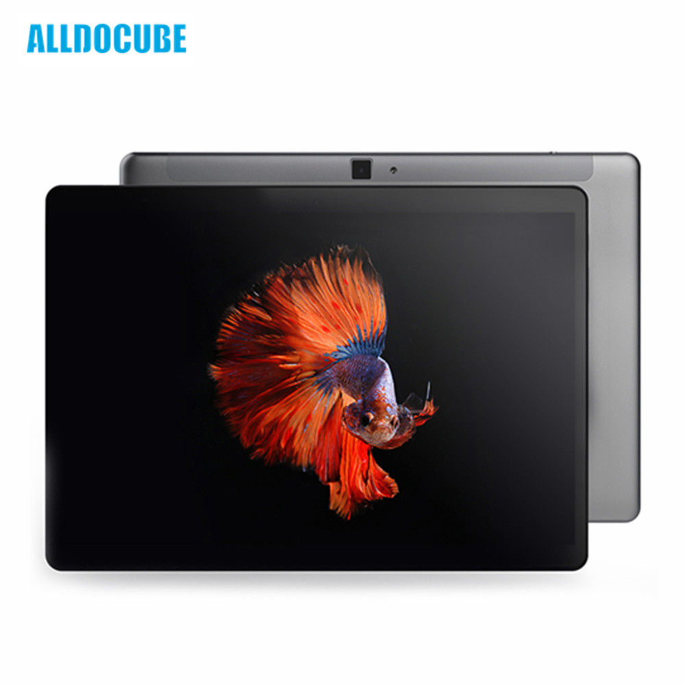 ALLDOCUBE IPlay10 Pro 10.1 Inch Tablet PC Android 9.0 MTK8163 1.5GHz Quad Core CPU 3GB RAM 32GB ROM 5.0MP Camera Tablet