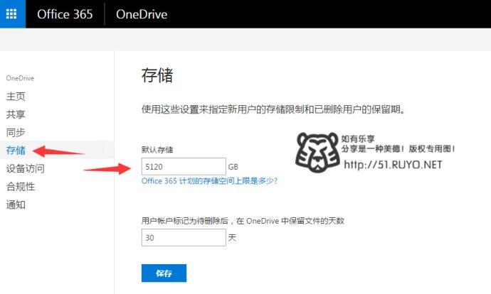 OneDrive 5T