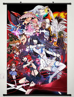 Home Decor Anime KILL La KILL Wall Scroll Poster Fabric Painting Whole Roles 079