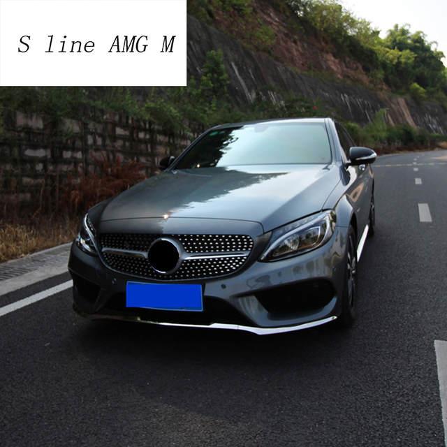 מעולה  Online Shop For Mercedes Benz C Class W205 Car styling Front KD-75