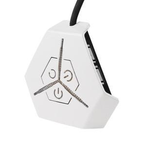 Image 1 - Водонепроницаемый корпус для настольного ПК с двумя USB портами, кнопка питания, переключатель с поддержкой PCI соединения
