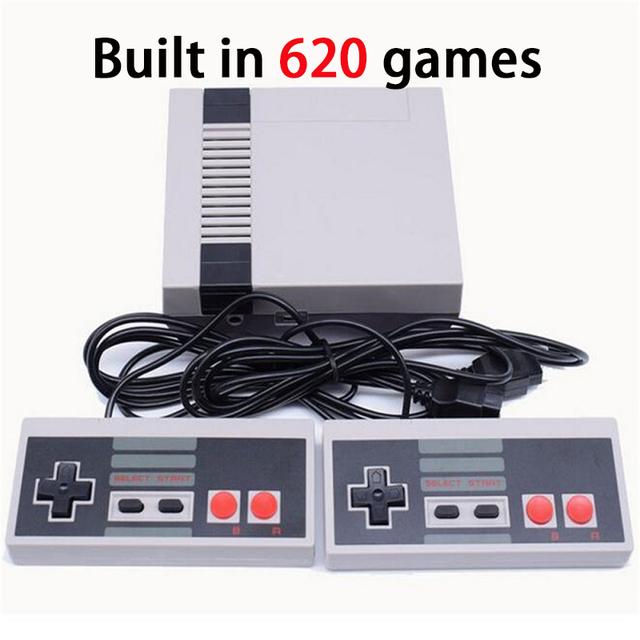 Throwback™ Retro Classic Game Console