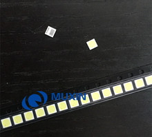 Lextar retroiluminación LED de alta potencia, 1000 Uds., 1,8 W, 3030, 6V, blanco frío, 150 187LM, PT30W45 V1, 3030 smd, diodo LED