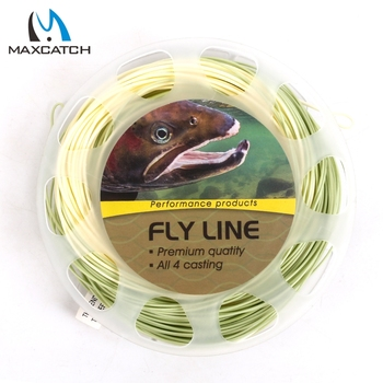 Maximumcatch Trout fly line – Laadukas kelluva perhosiima