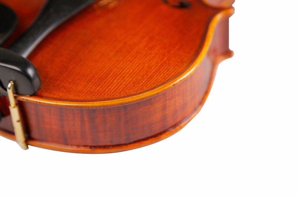 Վարպետ ձեռքի արհեստի հնաոճ ջութակ - Երաժշտական գործիքներ - Լուսանկար 5