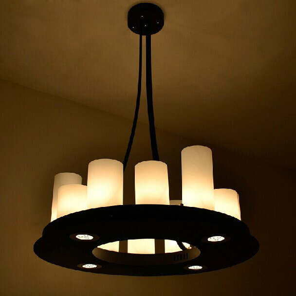 American Country Candle Round Pendant Lights Fixture Retro Nordic Pastoral Droplight Home Indoor Foyer Dining Room Bedroom Lamp nordic vintage hemp rope droplight american country retro candle pendant lights fixture dining room restaurant cafes pub lamps