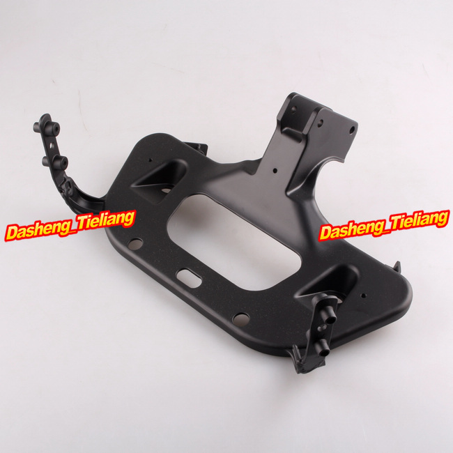 Aluminum Motorcycle Upper Fairing Stay Bracket for Suzuki Hayabusa GSX1300R 1999 2000 2001 2002 2003 2004 2005 2006 2007 fit for suzuki hayabusa gsx1300r 19971998 1999 2000 2001 2002 2003 2004 2005 2006 2007 abs plastic motorcycle gsx1300r 97 07 c25
