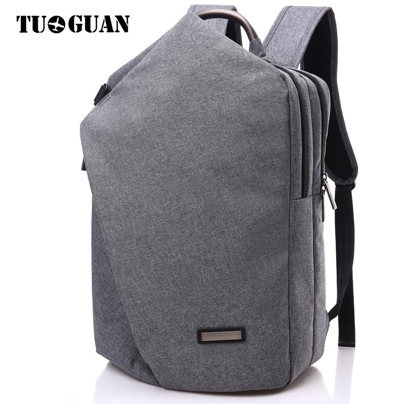 цена на Cool Unique Design Brand Backpack School Laptop Bag Men Business Back Pack Casual Student Backpacks for Boy
