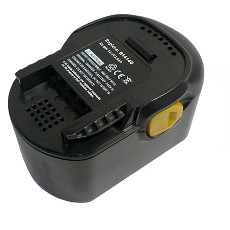14.4V Ni-Mh rechargeable battery pack 3000mah replace for AEG cordless Electric drill and screwdriver BS14 GNC, BSB 14 G
