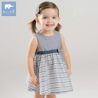 DBM7179 Dave Bella Summer Infant Baby Girl S Princess Dress Children Birthday Party Wedding Dress Kids