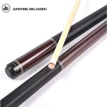 JIANYING 11,5 мм/13 мм кленовые Padauk шаровой рычаг 1/2 раздельный кий бассейн бильярдная ручка центр средний шов бильярдный кий PB03