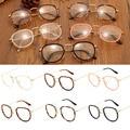 Retro Vintage Men Women Eyeglass Frame Clear Lens Eyewear Glasses