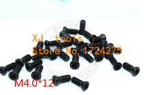 Free Shipping 50Pcs M4*12 Insert Torx Screw for Replaces Carbide Inserts CNC Lathe Tool(China)
