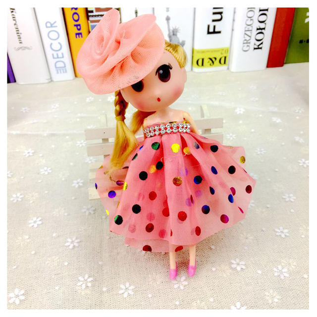 Кукла в свадебном платье, 1 шт.