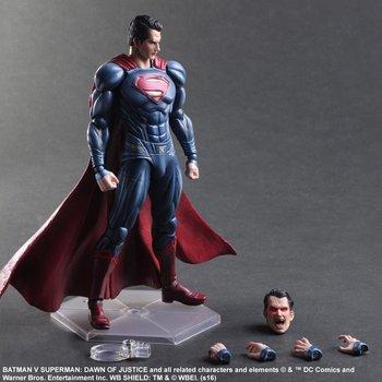 Фигурка Супермен 28 см Бэтмен против Супермена PlayArts